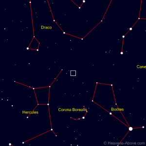 Comet C/2015 V2 Johnson - 11th at 8:00pm